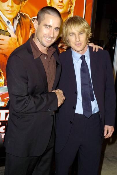 Luke & Owen Wilson