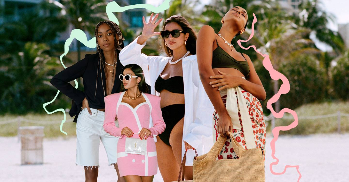 These are the designer items global fashion influencers can't get enough of this summer