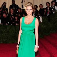 Kate Upton at the Met Gala