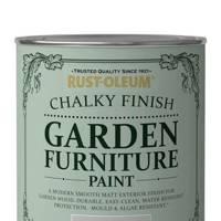 The garden furniture paint