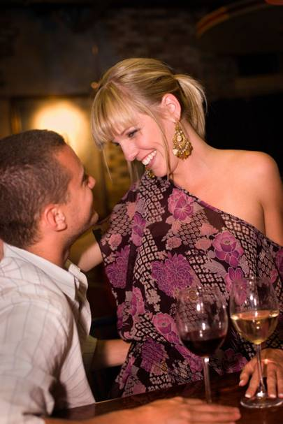 glamour dating tips When it comes to first date tips that actually help, they're rarely the one your mom championed: just be yourself instead, we found the best ways to stay true to who.