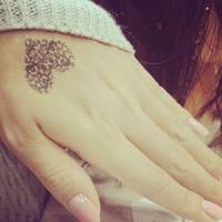 Tattoo hand ideas