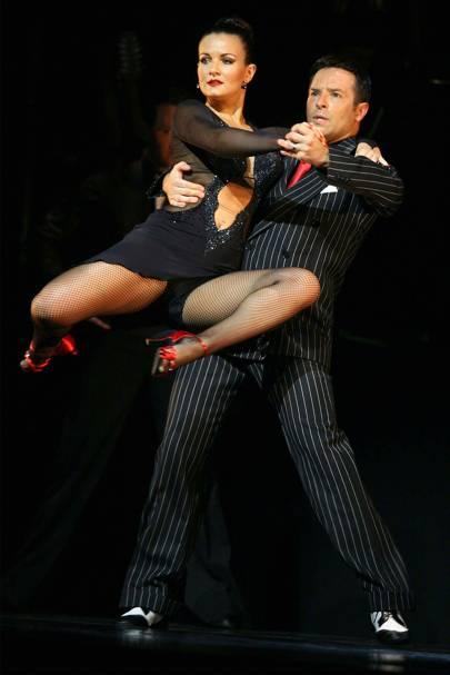 Darren Bennett & Lilia Kopylova