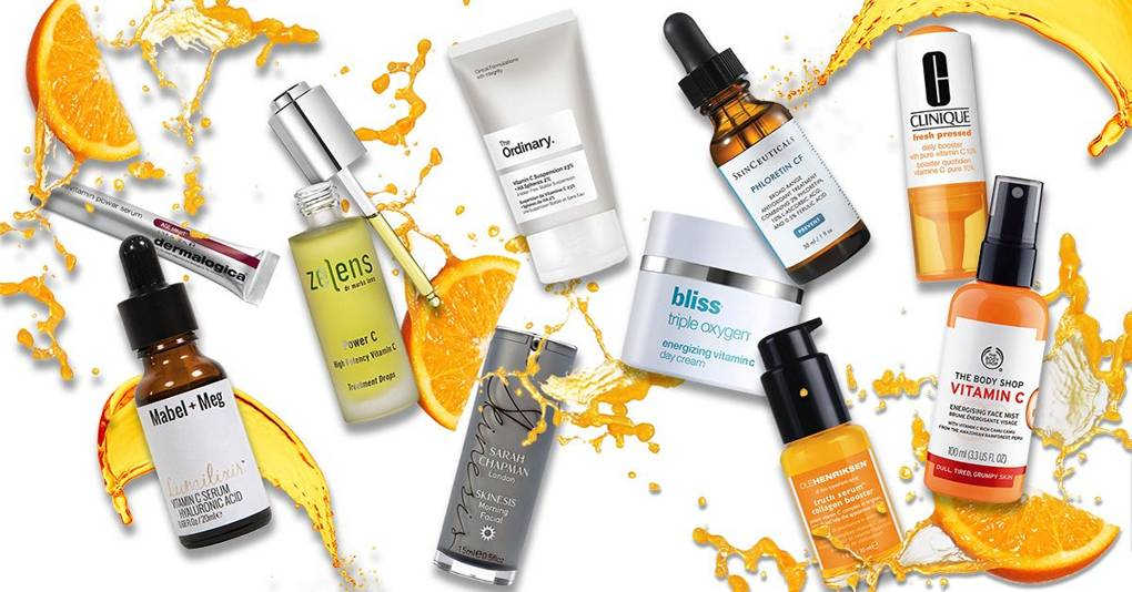 Vitamin C Skincare Products - Beauty & Health | Glamour UK