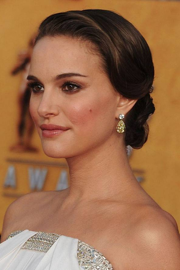 Celebrity Wedding Hairstyles - Red Carpet Pictures | Glamour UK