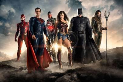 Justice League (Nov 17th)