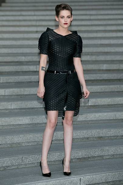 Best Dressed Woman: Kristen Stewart