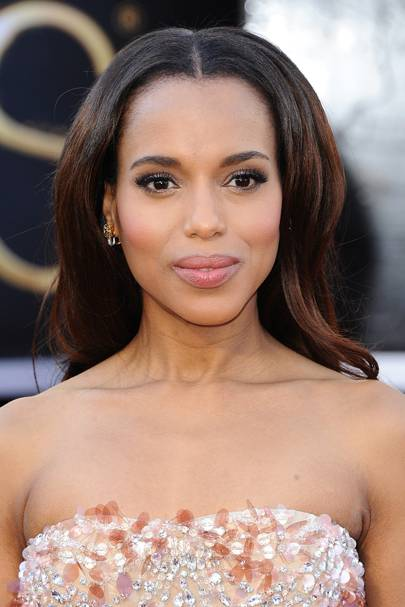 Best 'No Muss – No Fuss' Award: Kerry Washington