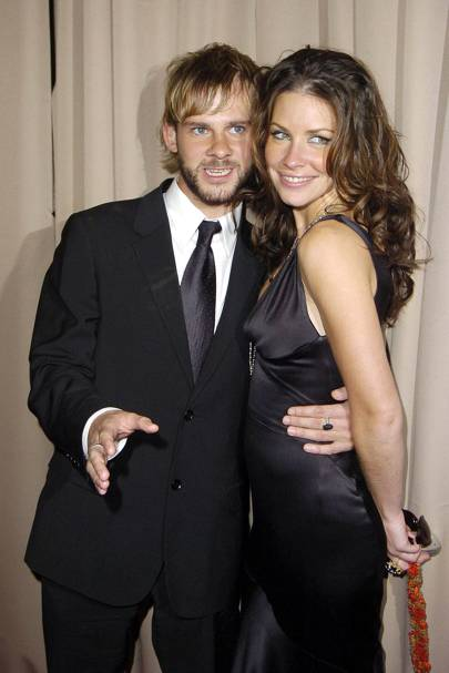 Dominic Monaghan & Evangeline Lilly