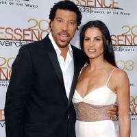 No 14: Lionel Richie and Diane Richie