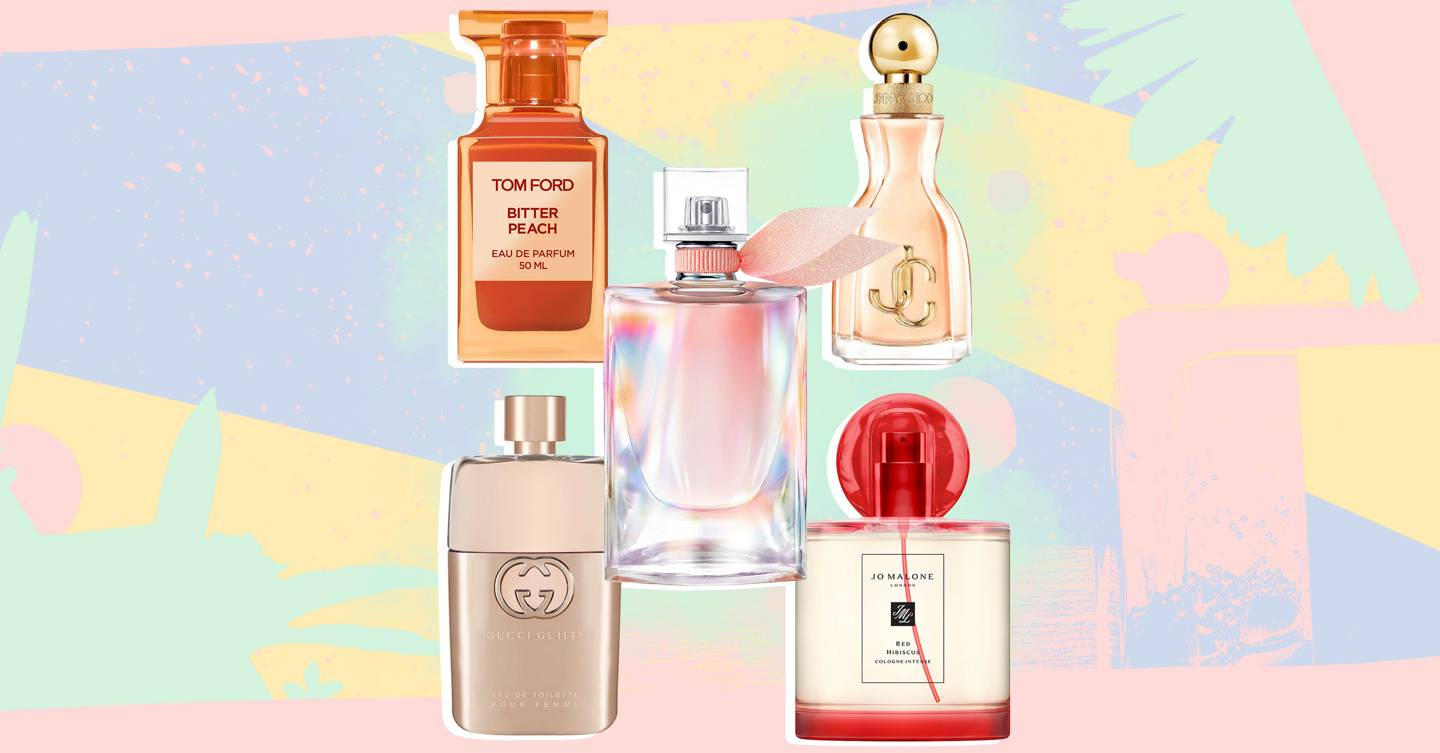 These are the best new perfumes perfect for Spring