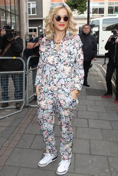 Rita Ora – Print Perfect