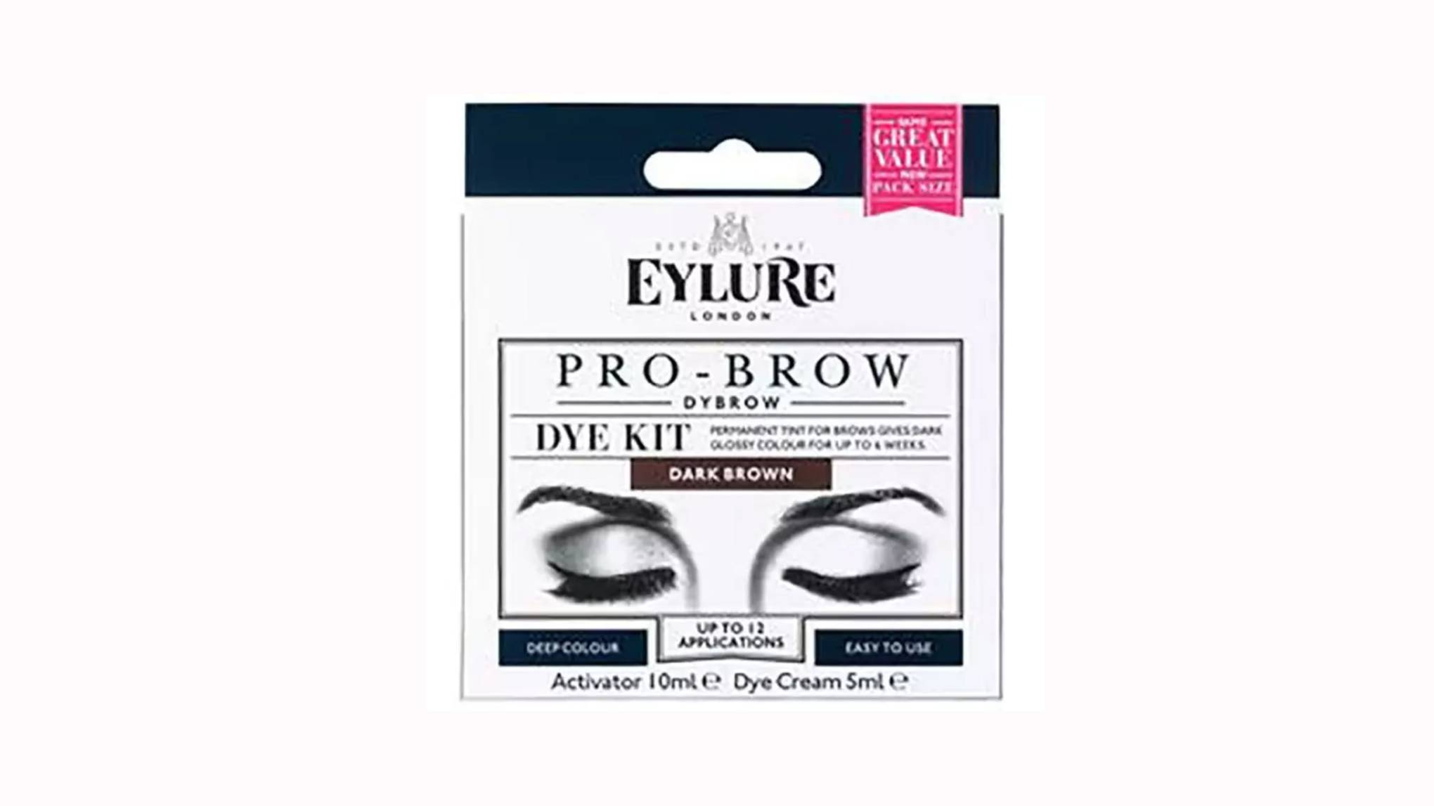 The Best Eyebrow Tint Kits Glamour Uk