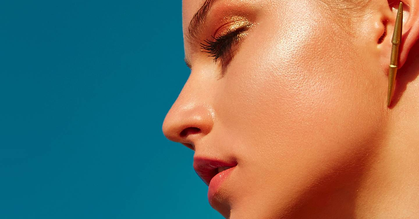 Here's why you get sun spots on your face - and how to treat them