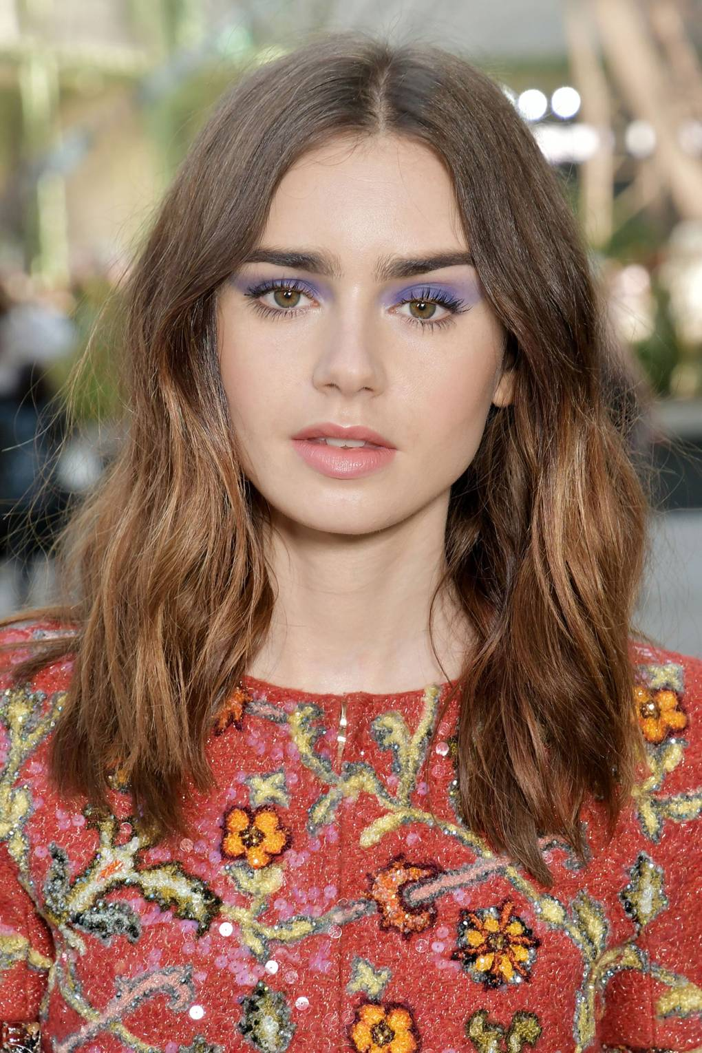 Possible Hair Color Hair T Hair Coloring Lily Collins And