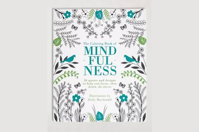 Best adult colouring books: for the stressed
