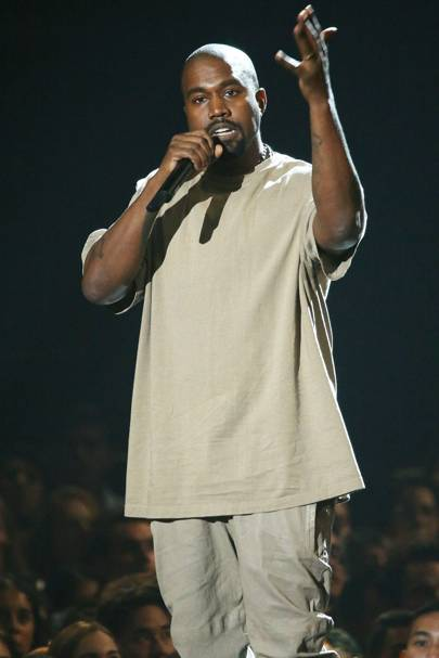 Kanye was hospitalised AND vowed to run for President in 2024