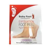 Best foot peel for gradual peeling