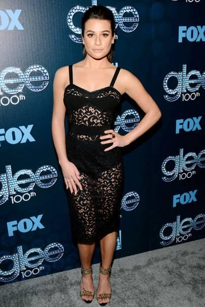 20. Lea Michele