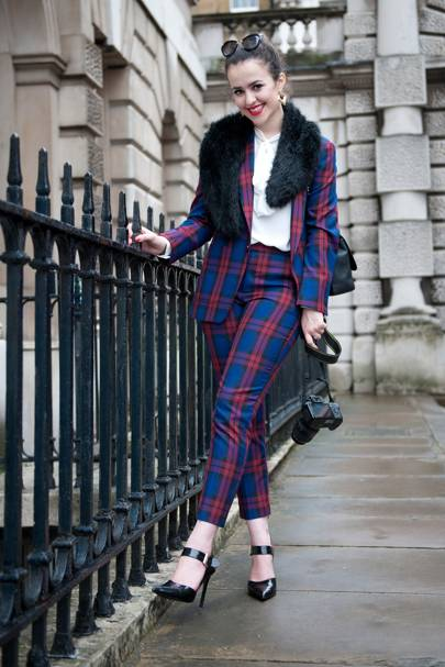 Arabella Golby, Fashion Blogger