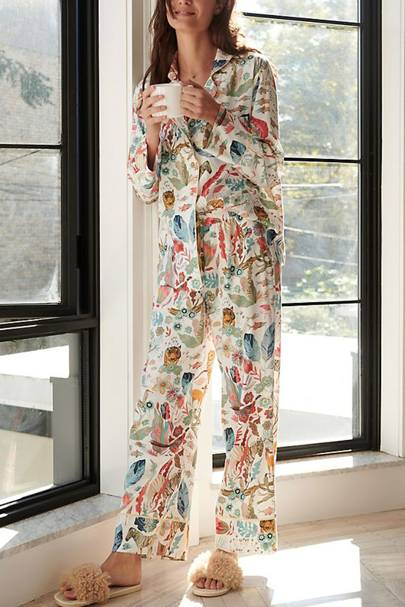 Best pyjama sets for women: Anthropologie