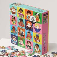 Feminist gifts: the jigsaw puzzle