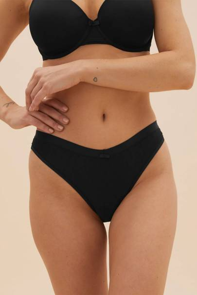 Best Marks and Spencer underwear: the high-leg Brazilian knickers