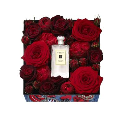 Jo Malone Valentine S Day Gift Box 2017 Red Roses Glamour Uk
