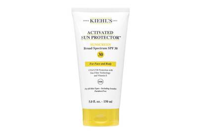 Kiehl's sale: the face SPF