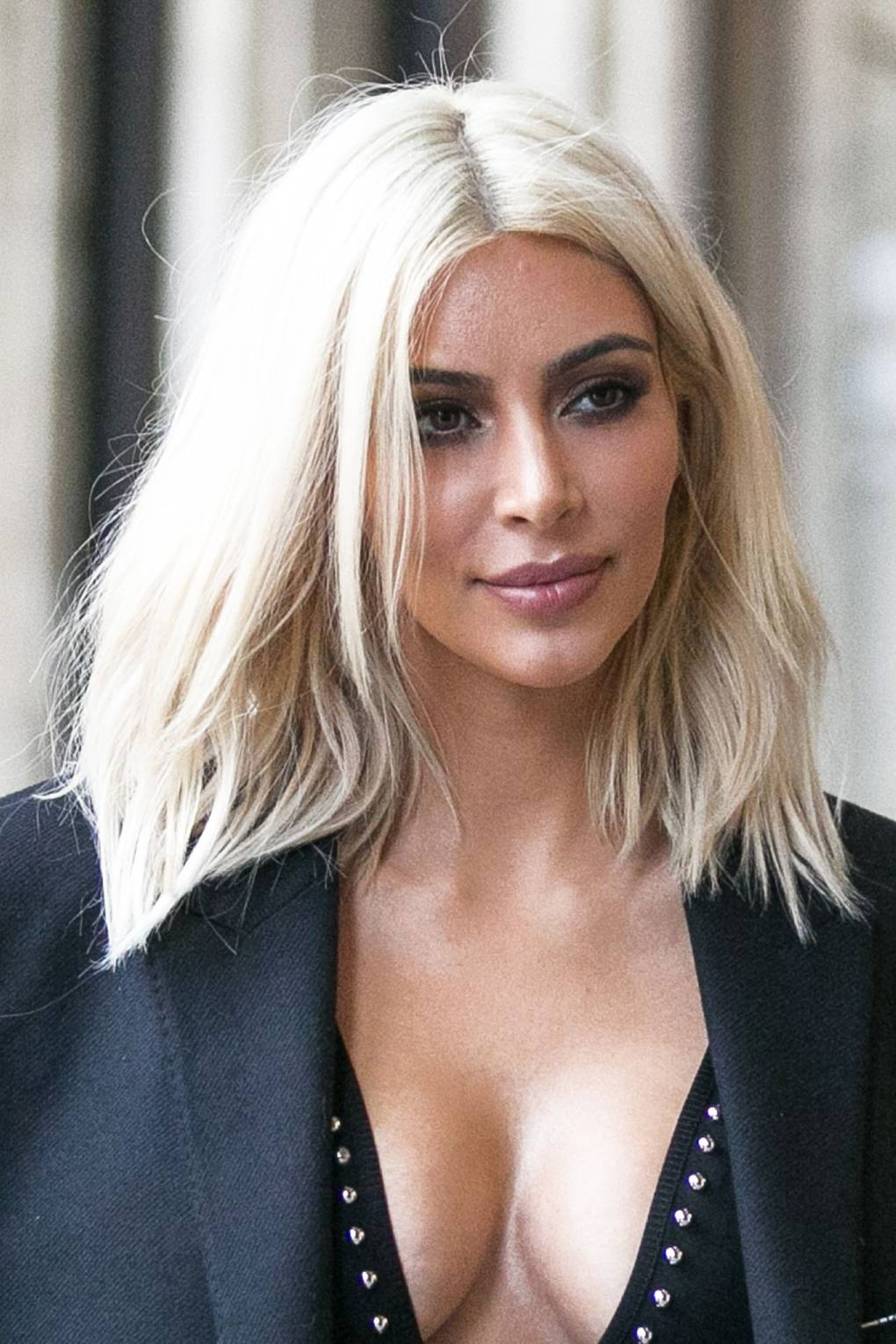 Celebrities With Platinum Blonde Hair | Glamour UK