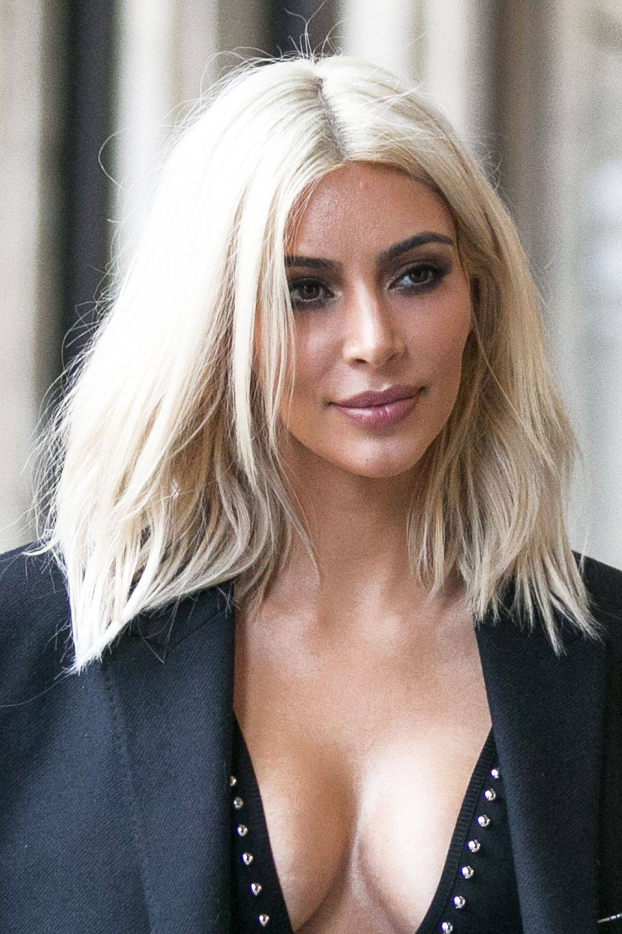 Celebrities With Platinum Blonde Hair Glamour Uk