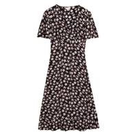 M&S x GHOST JUNE COLLECTION Shell Print Dress