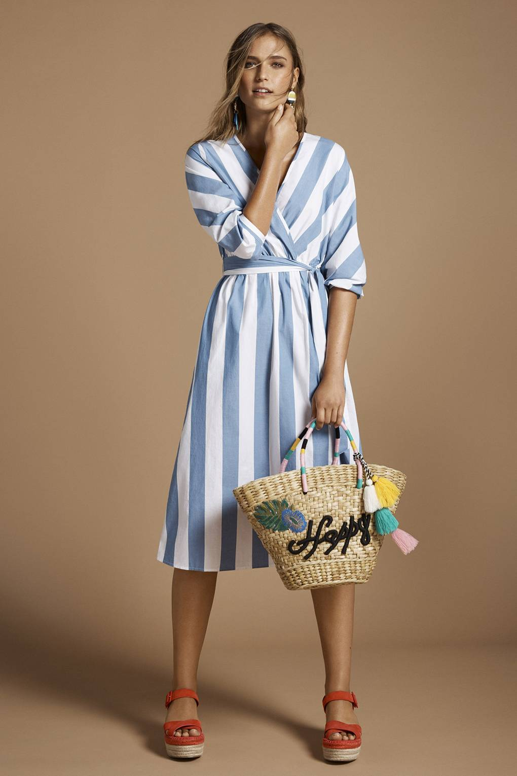Marks Spencer 2018 The Dress Of The Summer Glamour Uk