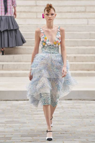 Couture Autumn 2021 - Chanel