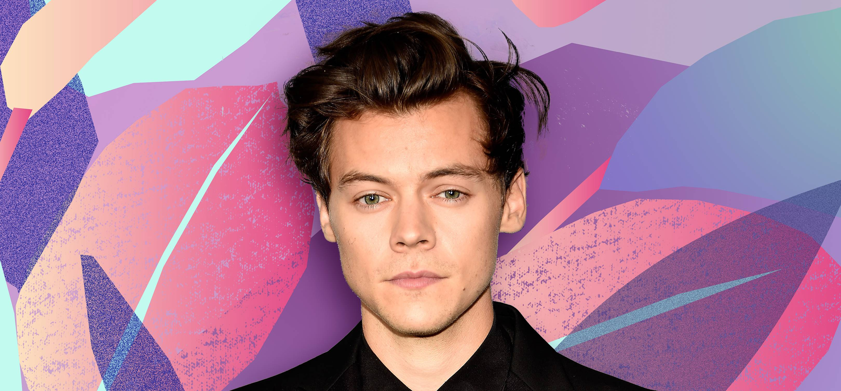 Harry Styles Hairstyles Pictures Photos One Direction Pictures Glamour Uk