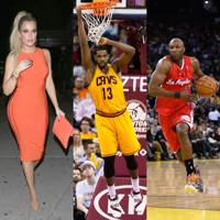 Khloe Kardashian: Basketball players