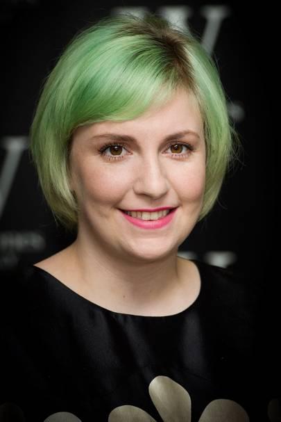Rainbow Hair Colour Trend Celebrities With Bright Hair Colours
