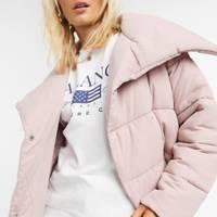 Best Puffer Jacket for Women: ASOS Design