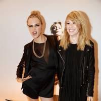 Cara Delevingne & Suki Waterhouse