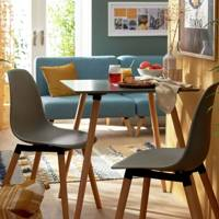 Small space dining table set