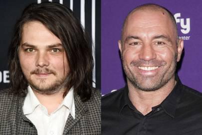Gerard Way and Joe Rogan