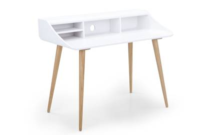 Best desks for small spaces: the desk with storage