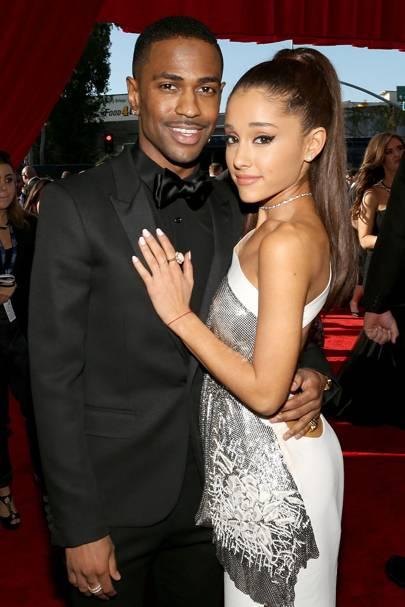 April: Ariana Grande & Big Sean
