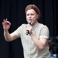 Olly Murs performs at Virgin Media V Festival 2012