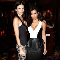 Liberty Ross & Kim Kardashian