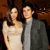 Miranda Kerr & Orlando Bloom