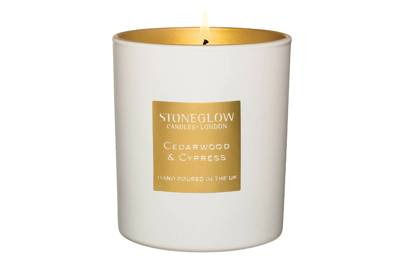 Strongest Scented Candles: Stoneglow