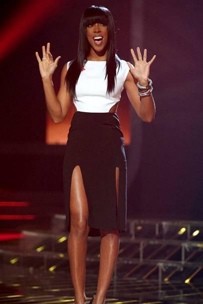 Week 9, Saturday - Kelly Rowland