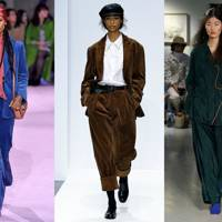 10. CORDUROY SUITING