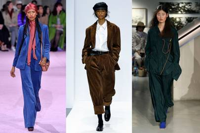 9. CORDUROY SUITING